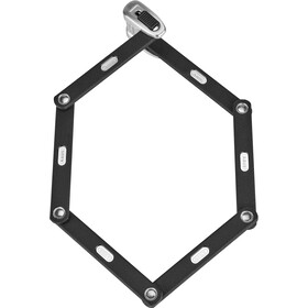 ABUS Bordo Centium 6010 Folding Lock black/silver